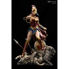Dc Batman Comics Wonder Woman Rebirth Premium Collectibles statue XM Studios
