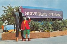 Frankenstein's Monster Baby Frankenstein UNIVERSAL STUDIOS 1976 Vintage Postcard