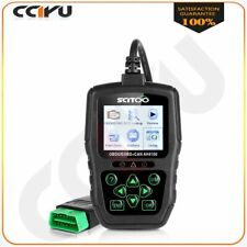 8-18V Auto Battery Scanner Code Reader OBD2 OBDII EOBD Car Diagnostic Tool Kit