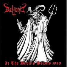 Beherit-at the Devil 's Studio 1990, CD, MERCE NUOVA
