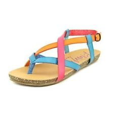Women's Synthetic Leather Gladiators Sandals