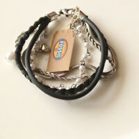 """New 7"""" Cords Multi-Strands Bracelet Gift Fashion Women Party Holiday Jewelry"""