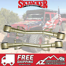 "Skyjacker® 2.5""- 5"" Front Quick Disconnect Sway Bar Links 07-18 Jeep Wrangler JK"