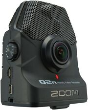 Zoom Q2n Handy Video Recorder 1080p Camcorder with