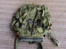 Vintage USMC Army Military Surplus ALICE Medium LC-1 Combat Rucksack Backpack GI
