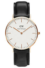 Daniel Wellington Reading 36mm Women's Rose Gold Watch 0508DW