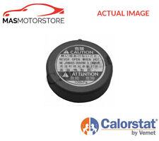 COOLANT EXPANSION TANK CAP CALORSTAT BY VERNET RC0145 G NEW OE REPLACEMENT