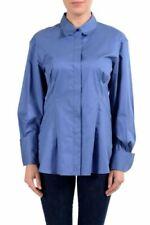 T-shirt, maglie e camicie da donna blu HUGO BOSS