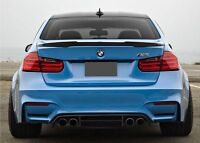 Heckspoiler aus Echtcarbon Performance Style passend für BMW 3er F30 M3 F80