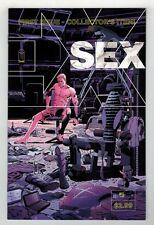 SEX #1 - PIOTR KOWALSKI ART & COVER - JOE CASEY STORY - IMAGE COMICS/2013