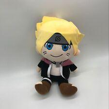 "NARUTO Uzumaki Boruto Plush Soft Toy Doll Stuffed Animal Teddy 11"""