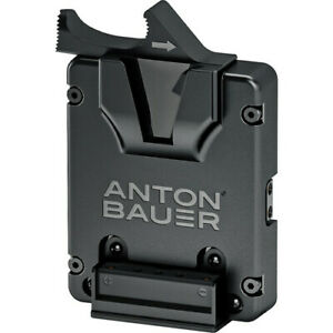 Anton Bauer Micro V-Mount Battery Bracket with Dual P-Tap Outputs 8375-0232