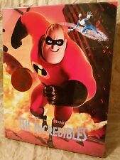 Walt Disney Pixar THE INCREDIBLES Blu-Ray KIMCHIDVD Korea Fullslip STEELBOOK