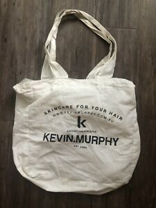 Kevin Murphy Hair Limited Edition Shoulder Bag Tote Reusable Recycled Shopping