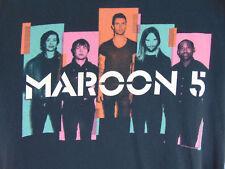 MAROON 5 North America Tour 2013 T-Shirt Size L