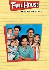 Full House Complete Series Collection Set DVD Seasons 1-8 NEW 1 2 3 4 5 6 7 8