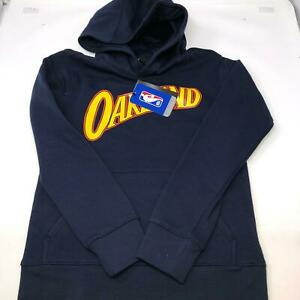 Golden State Warriors Nike Player Hoodie Sweatshirt Oakland Youth Size Small