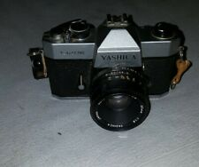 Vintage Yashica TL-Electro 35MM Camera Body & Yashinon DS 50mm 1:1.9 Lens