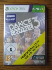 Dance Central 3 PROMO – Xbox 360 Kinect ~ NEW & SEALED (Full Promotional Game)