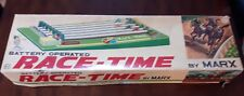 Marx tin litho Race Time game