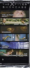 X-FILES - Showcase Sealed Widevision Card Packs (33) by Topps #NEW