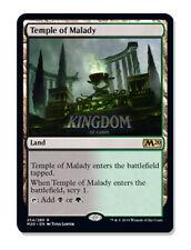 Temple of Malady - Core Set 2020 - NM - English - MTG