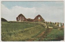 Aberdeenshire postcard - Old Church of Cowie, Stonehaven