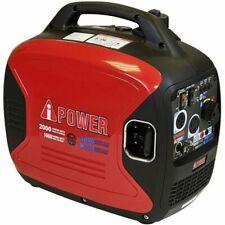 A-iPower 2000 Watt Portable Inverter Generator (SUA2000iD)