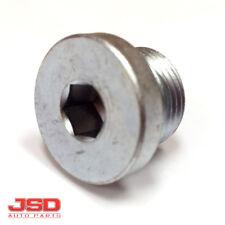 New Auto Transmission Oil Pan Drain Plug For BMW E39 E46 E52 E53 E90 24117552349