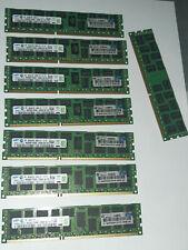32GB 8x4GB RAM MEMORY PC3-10600R DDR3 1333MHZ DELL HP IBM APPLE MACPRO 4,1 5,1