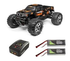 HPI Savage XL Flux RTR 1/8 Monster-Truck Komplettset Lipo&Lader - H112609SET