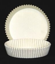 Free Ship NEW Pack of 75 XL Paper Baking and/or Candy Cups 3 1/2 round x 1 wall