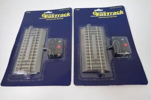 Lot Of 2 American Flyer S Gauge 6-49895 Uncoupling Fast Track Sections In Pack