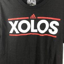 Adidas Xolos Tshirt Black Sz M