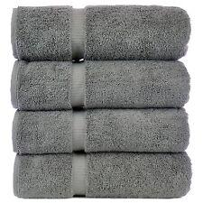 Turkish Luxury Hotel & Spa Towel 100% Cotton (Bath Towel- Set of 4)- MANY COLORS
