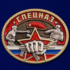 """NEW Challenge coin """"Special forces of the Russian guard""""SWAT-SPECNAZ"""