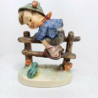 "4"" Goebel Hummel Figurine Retreat To Safety 201 2/0"