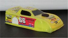 HO VACUUMED  MODERN DIRT LATE MODEL BODY #66- GOOD CONDITION