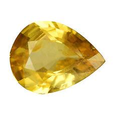Sri Lanka Pear Eye Clean Loose Gemstones
