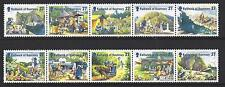 GUERNSEY 2002 HOLIDAYS IN SARK SET OF 10 UNMOUNTED MINT, MNH