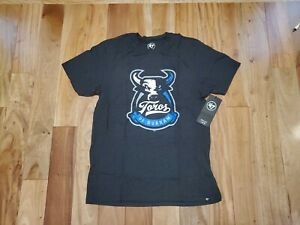 Durham Bulls Copa de la Diversion Home Tri-Blend T-Shirt 47 Brand M Black