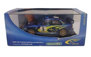 Scalextric SUBARU Impreza WRC WORKS 2001 No 5 ~ C2341A