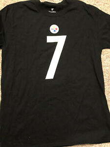 Ben Roethlisberger Fanatics Pittsburgh Steelers Player Jersey Shirt XL NWT