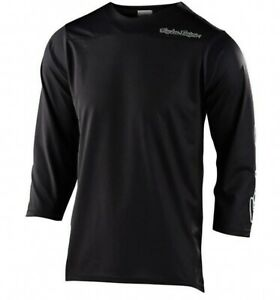 Troy Lee Designs Ruckus 3/4 Jersey Black Size Small
