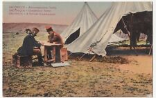 Greece; Salonica, WW1, A Serbian Encampment PPC, Unposted, 2