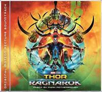 Thor: Ragnarok - Soundtrack - Mark Mothersbaugh (NEW CD)