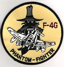 TOP GUN NAVY TOMCAT F-14 FIGHTER JOLLY ROGERS SQN FLIGHT SUIT SHOULDER INSIGNIA