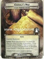 Lord of the Rings LCG - 1x Gandalf 's map #108