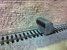 paraurti fine binario , per plastico ferroviario ART.A 01