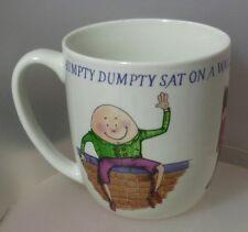 "HUMPTY DUMPTY- CHILDS MUG"" NRWY00031 FINE BONE CHINA MINT IN GIFT BOX"